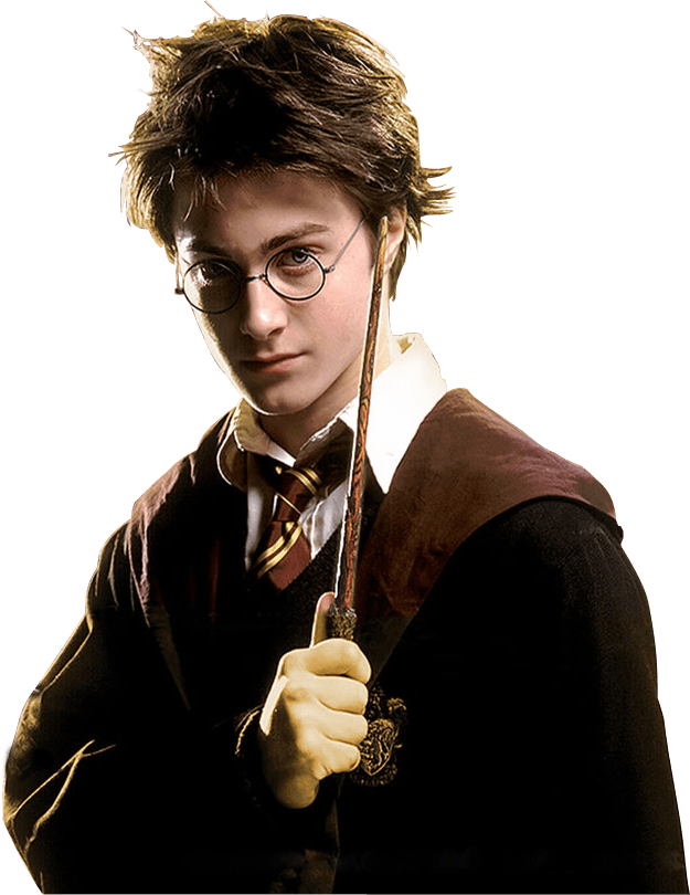 Harry Potter Wand transparent PNG.