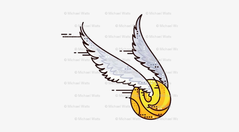 The Golden Snitch Back.