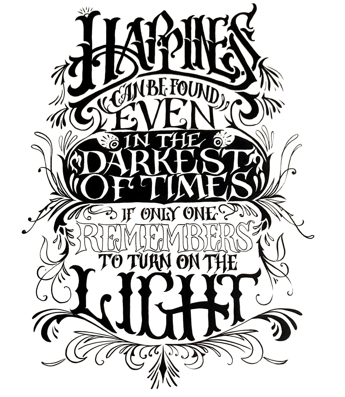Harry Potter quote.