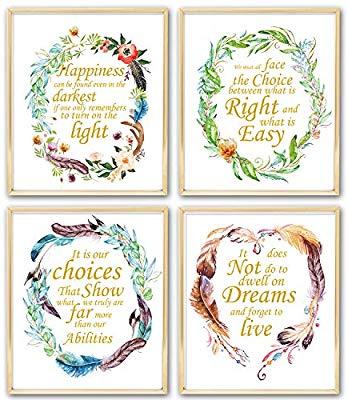 Amazon.com: Harry Potter Quotes & Sayings Art Prints.
