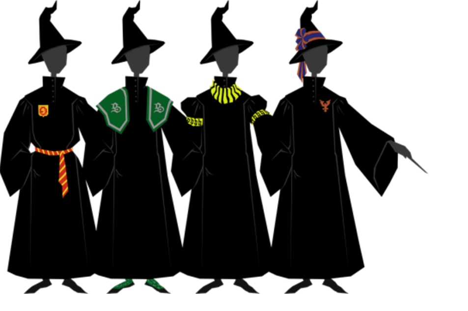 Harry Potter\' fan details why the robes in the movies are.
