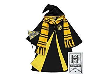 Officially Licensed Harry Potter fancy dress Hogwarts.