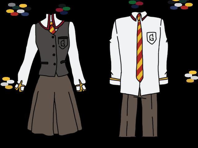 Harry Potter Clipart Hogwarts Student.