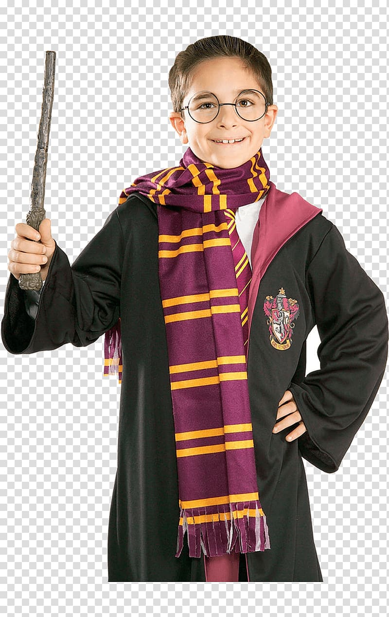 Robe Scarf Costume Gryffindor Harry Potter, Harry Potter.