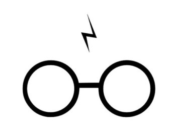 Harry potter scar clipart free images.