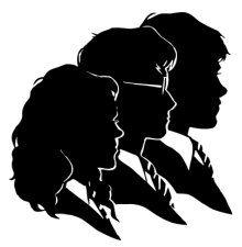 Free Harry Potter Silhouettes, Download Free Clip Art, Free.