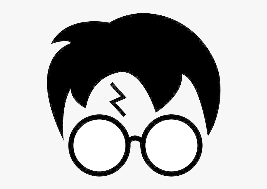 Harry Potter Glasses Hogwarts Silhouette Clipart At.