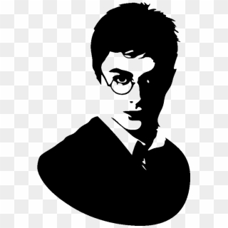 Free Harry Potter Silhouette Png Transparent Images.