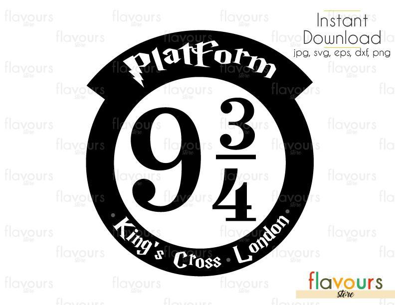 Platform 934 King's Cross.