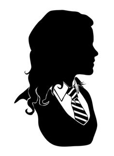 Free Harry Potter Silhouettes, Download Free Clip Art, Free Clip Art.