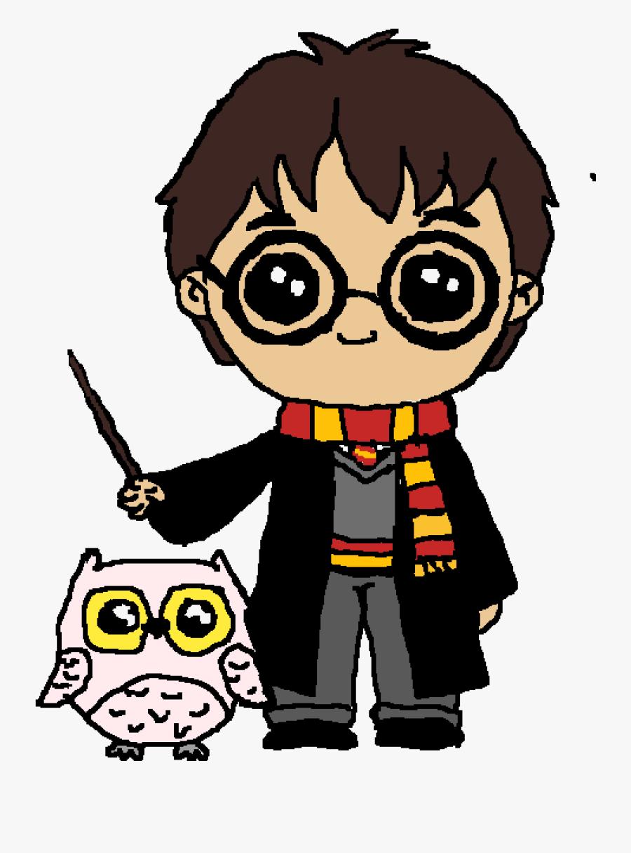 De Harry Potter Kawaii , Free Transparent Clipart.