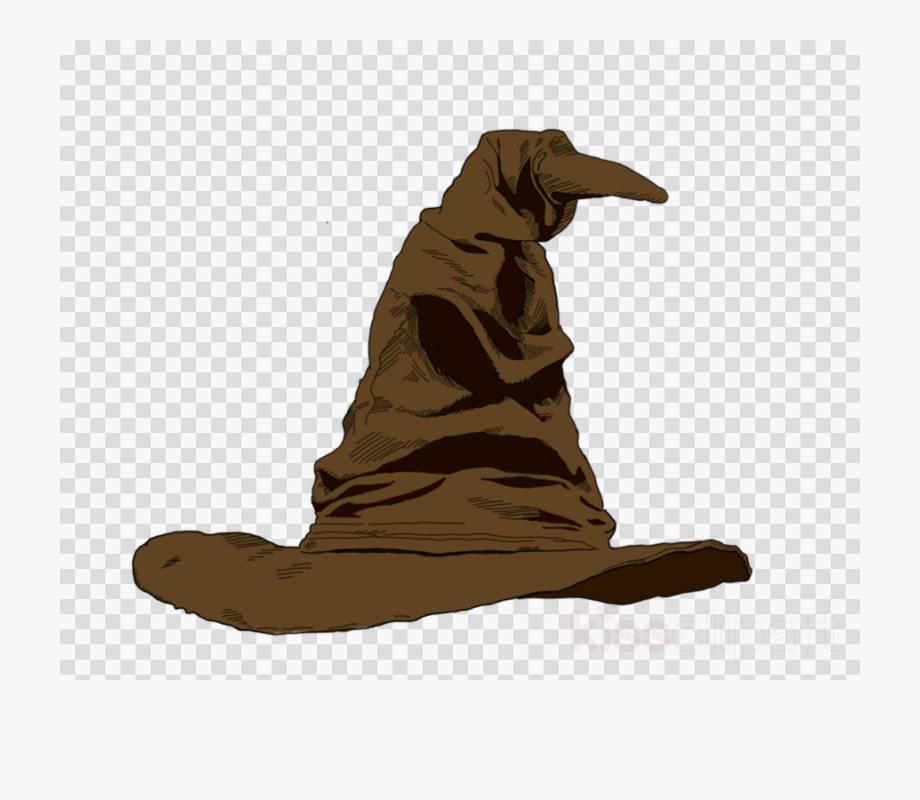 Cartoon Harry Potter Sorting Hat , Transparent Cartoon, Free.