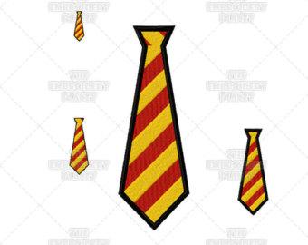 Harry Potter Tie Clipart.