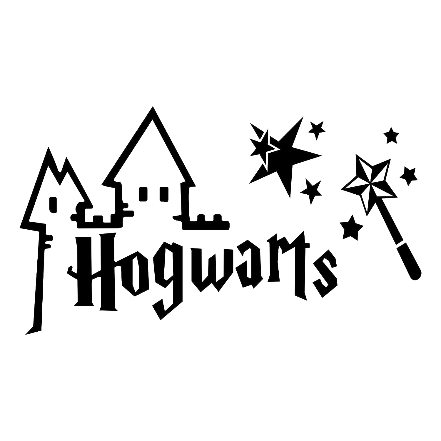 Harry Potter and the Deathly Hallows Hogwarts School of.
