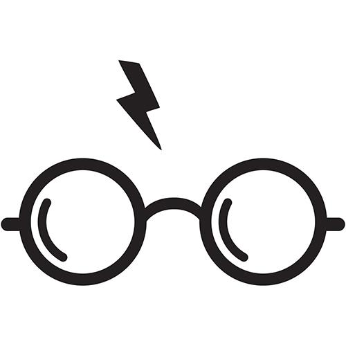 Lentes Harry Potter Png Vector, Clipart, PSD.