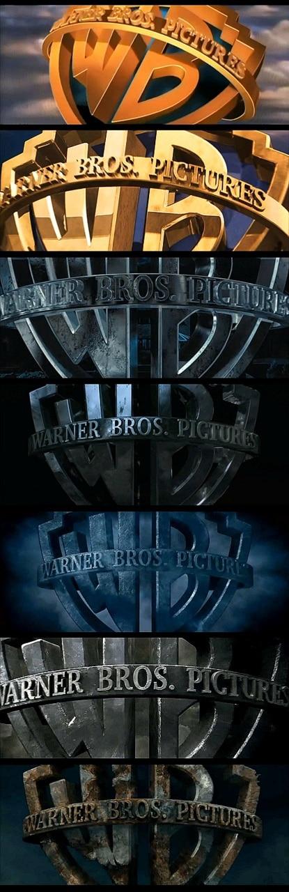 Evolution Of The Warner Bros. Logo In Harry Potter.