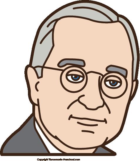 Truman clipart.