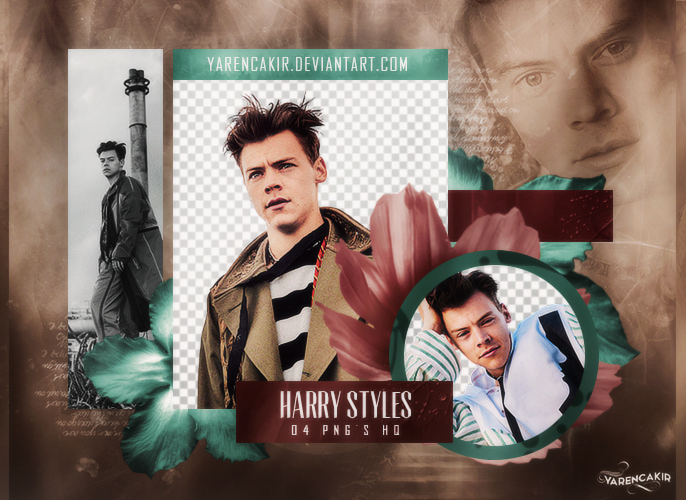 PNG PACK (52) Harry Styles by yarencakir on DeviantArt.