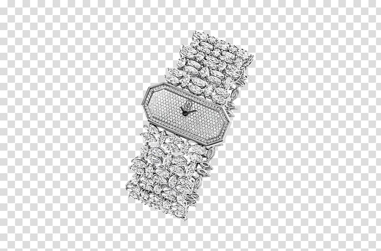 Jewellery Harry Winston, Inc. Watch Silver Clock, Jewellery.