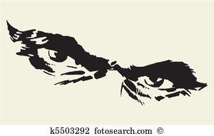 Harsh Clipart Illustrations. 192 harsh clip art vector EPS.