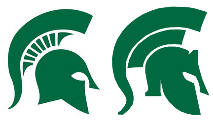 Msu S Party Of Large Clipart.