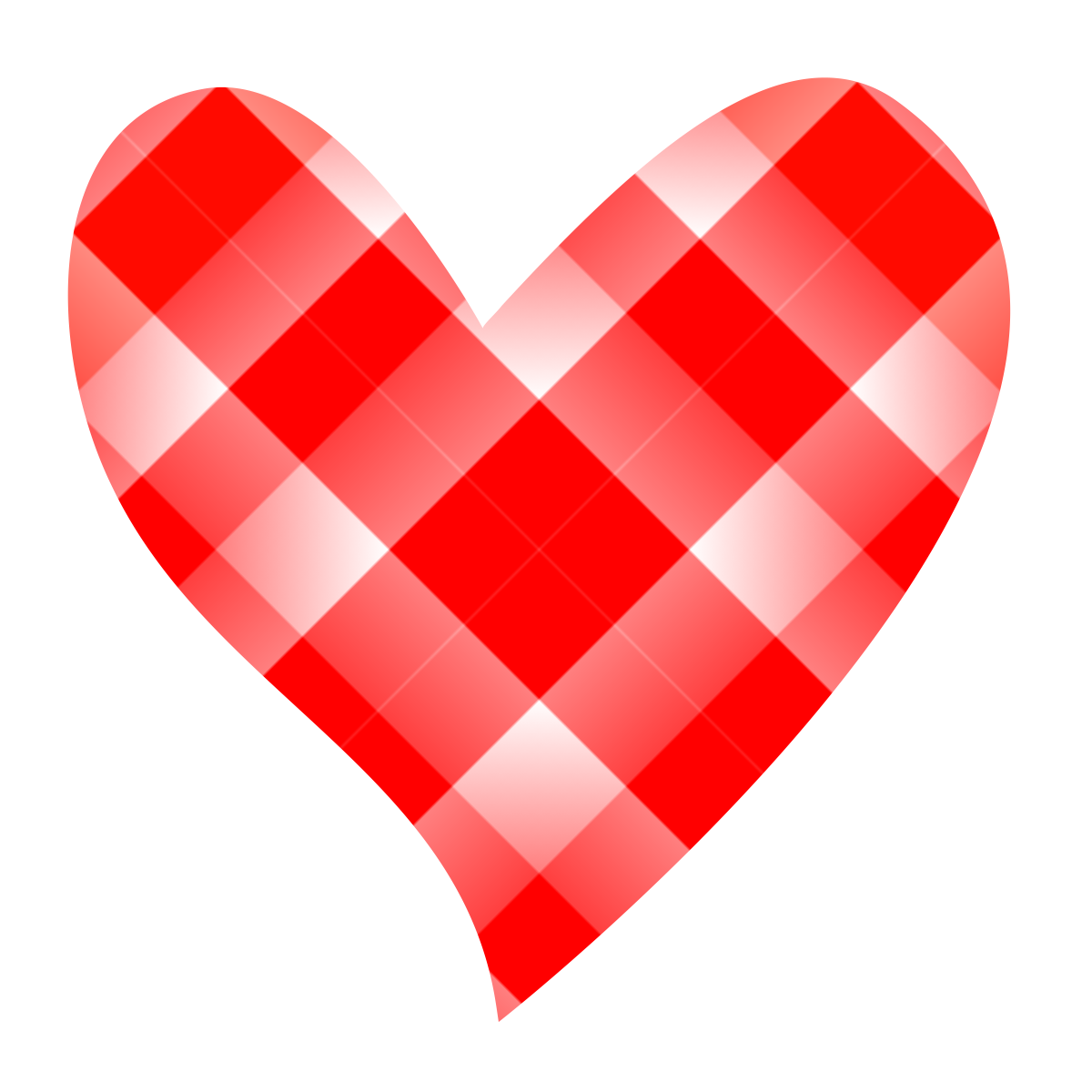 Heart Shaped Cookie Clipart.