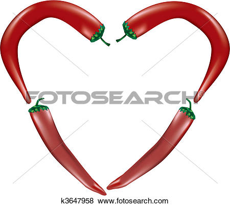 Clip Art of Heart.