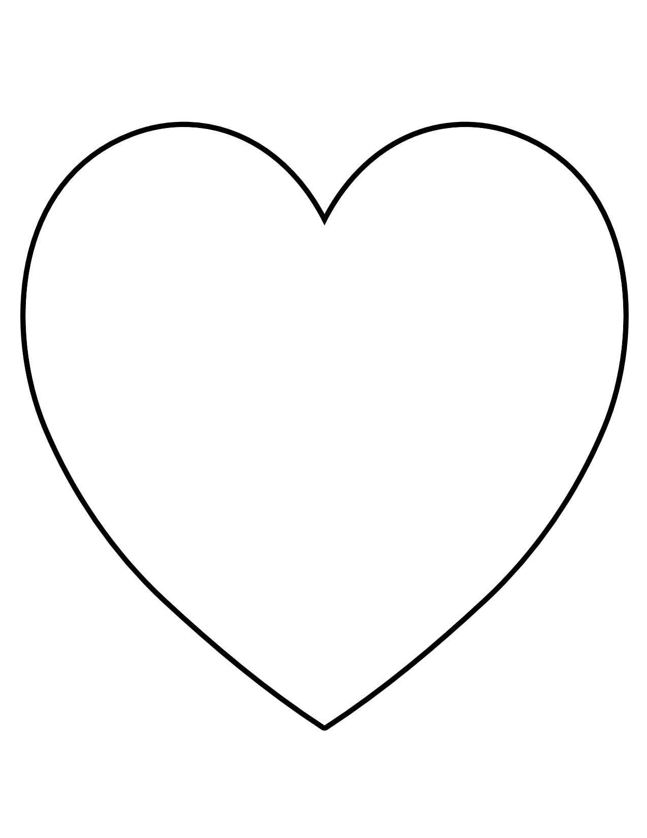 Free clipart heart shape.