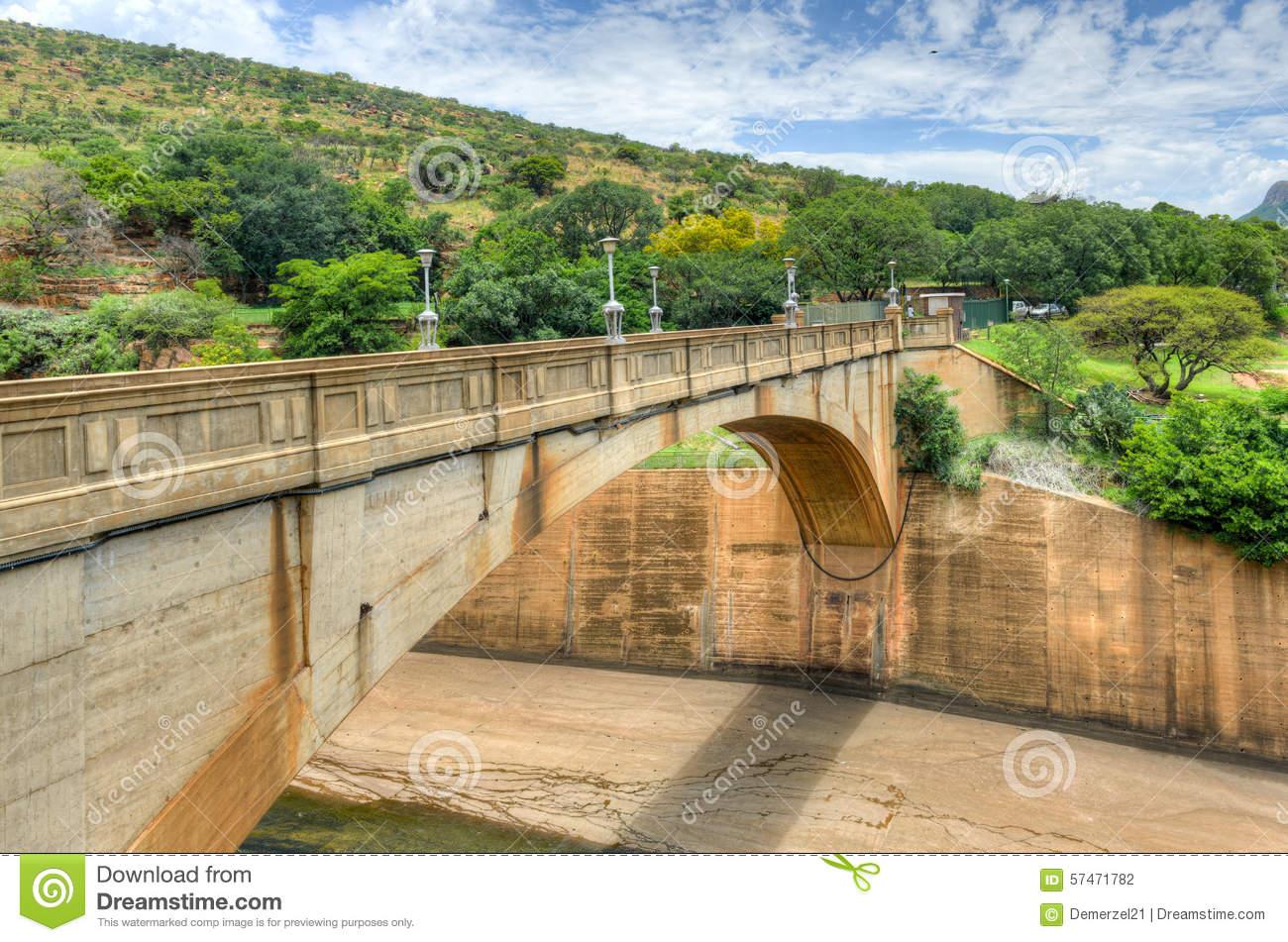 Hartbeespoort Dam.