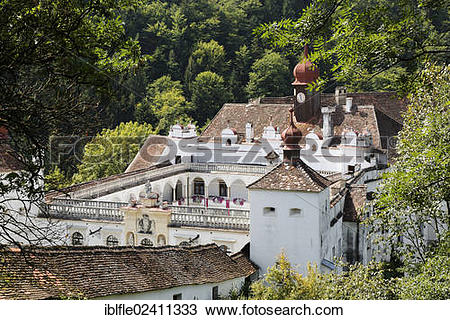 "Stock Photo of ""Herberstein Castle, Buchberg near Herberstein."