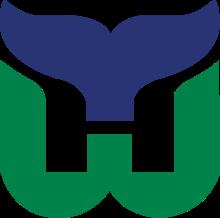 Hartford Whalers.