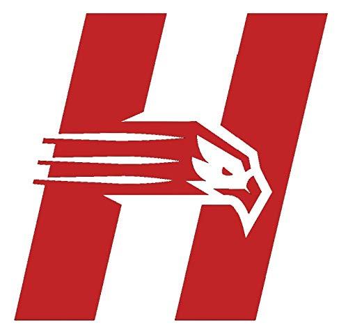 Amazon.com : SellingDecals ncaa0997 Hartford Hawks Big H.
