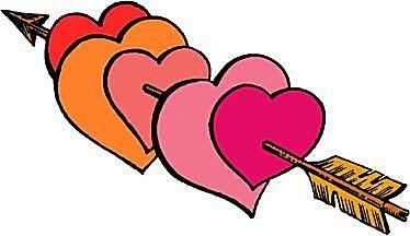 Clipart Hearts.