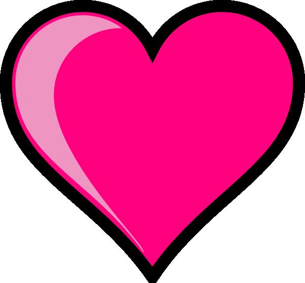 Heart Shape Clipart.