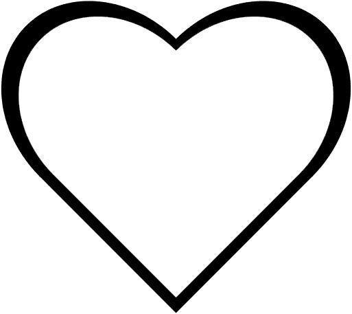Clip Art Heart Shape Clipart Heart Shape Clipart, Heart Shape Free.