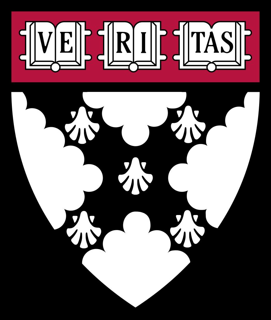 Harvard Business School shield logo.svg.