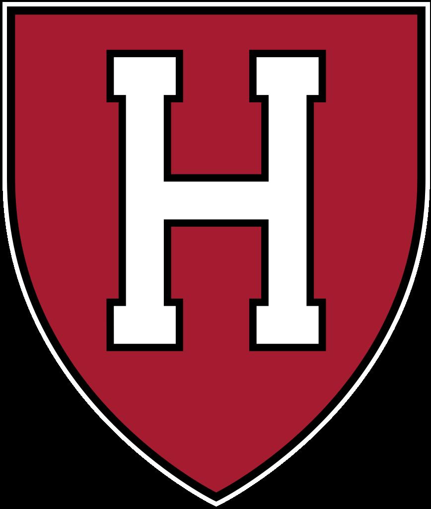 Harvard Logo clipart.