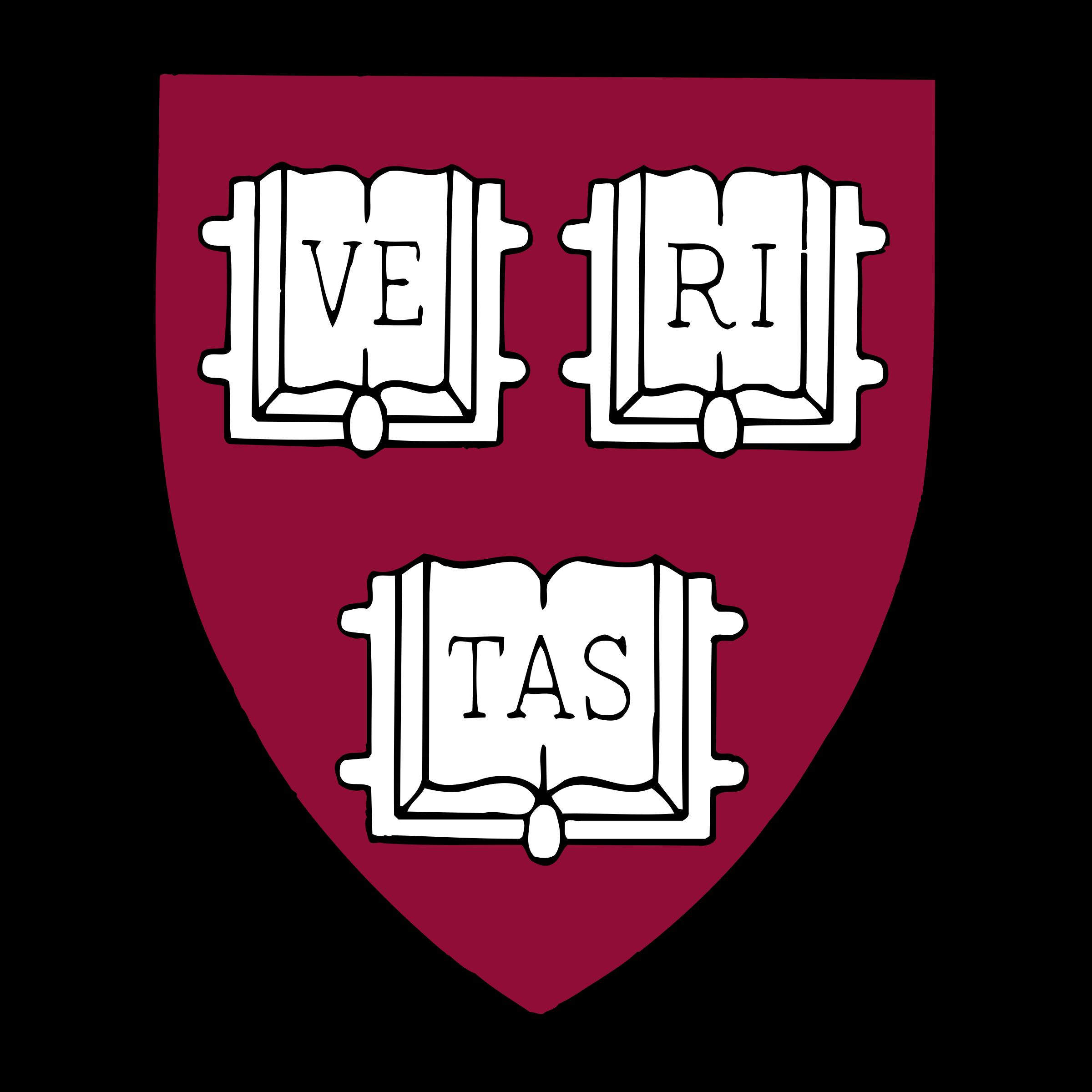 Harvard University Logo PNG Transparent & SVG Vector.