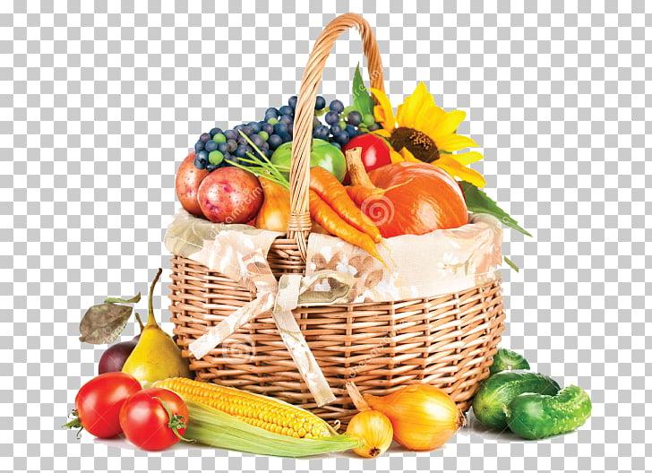 Fruit Harvest Vegetable , fruits basket PNG clipart.