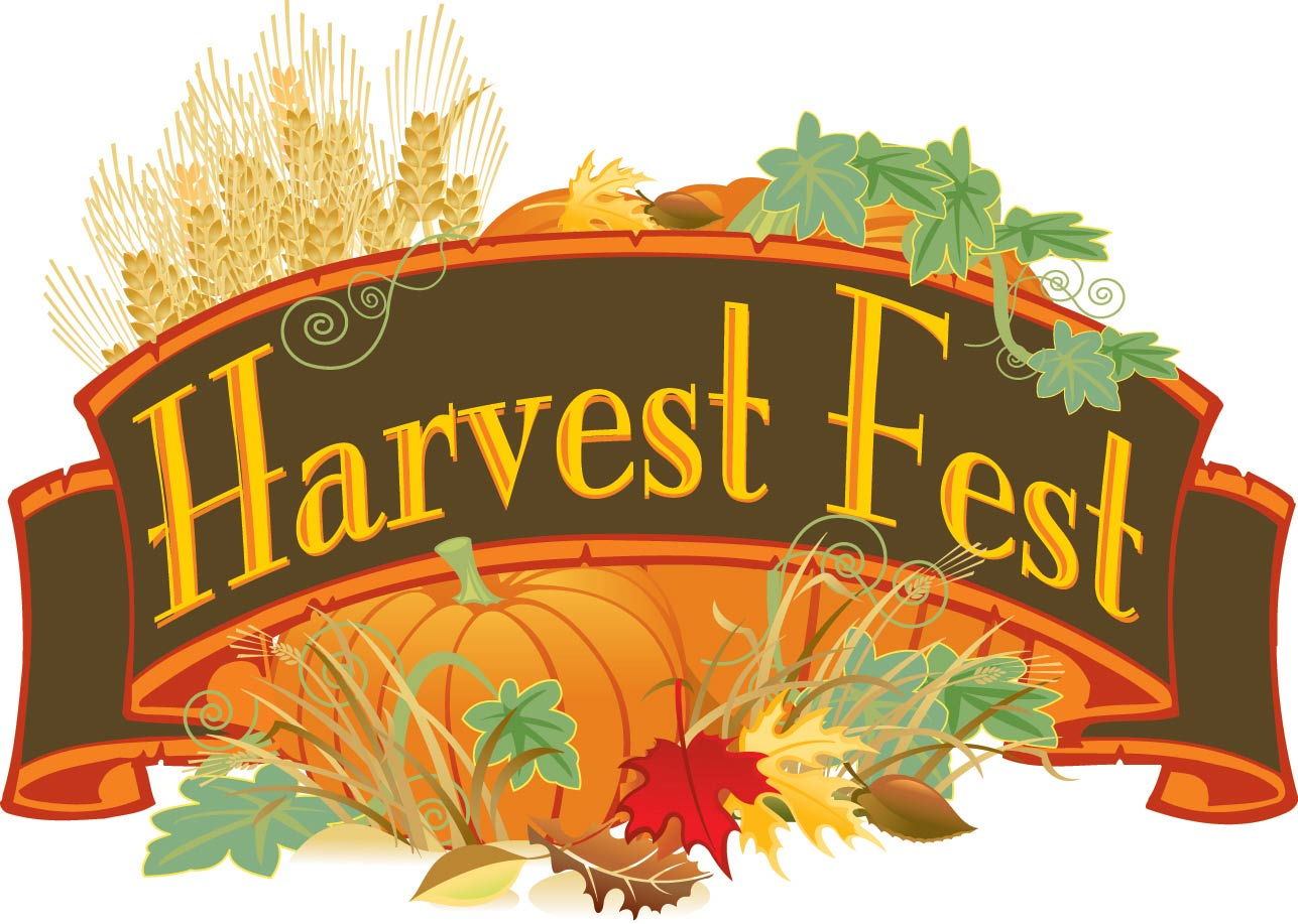 Harvest Lunch Clipart.