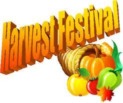 Harvest festival clip art.