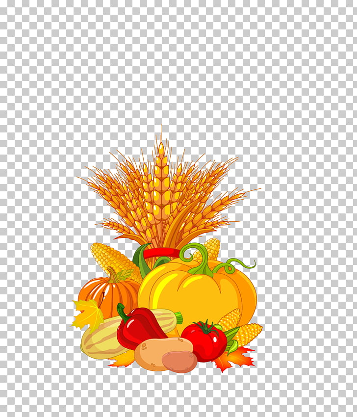 Autumn Harvest festival , Vegetable harvest PNG clipart.