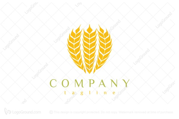 Exclusive Logo 83406, Safe Harvest Logo.