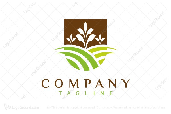 Exclusive Logo 40513, Harvest Logo.