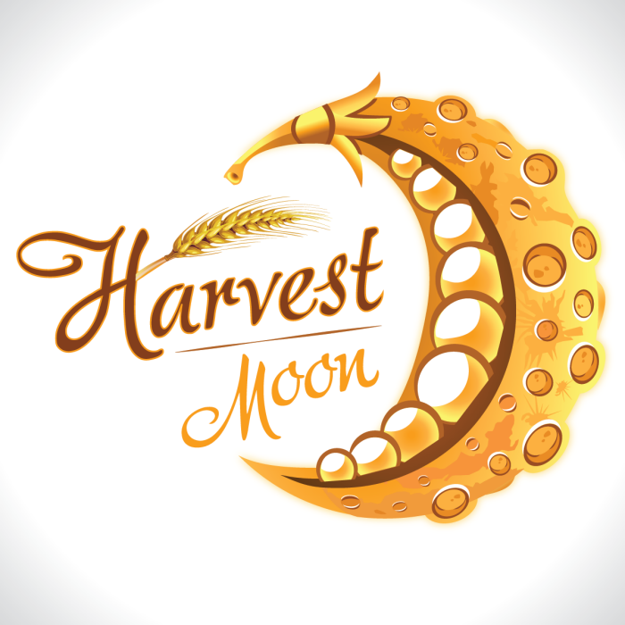 Harvest Moon Logo by Stephen Supanek at Coroflot.com.