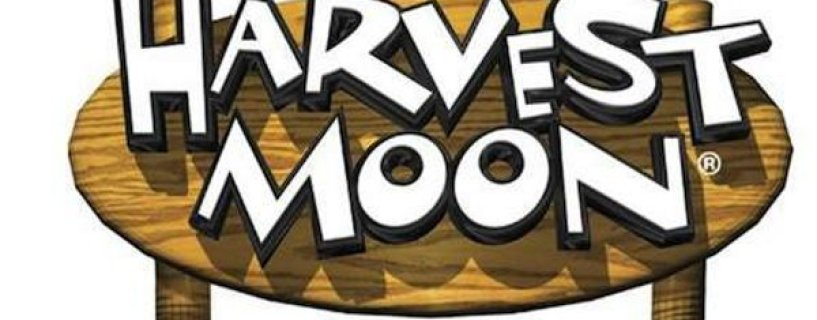 Harvest Moon Logo.
