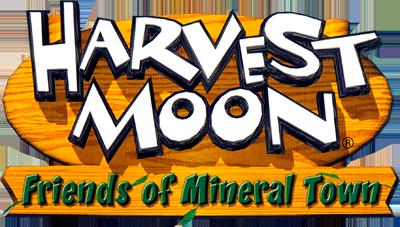 Harvest moon logo png 3 » PNG Image.