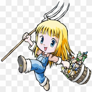 Harvest Moon , Png Download.