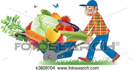 Harvest Clipart.
