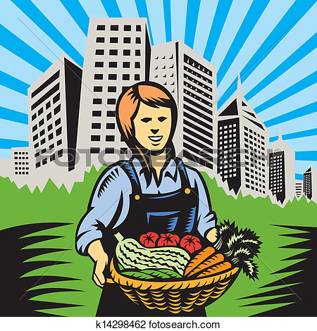 Harvest Produce Clipart.